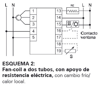 conexion electrica de fan coil  u2013 congelador frigidaire